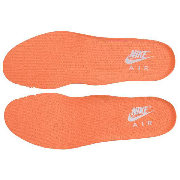 2014 New Breathable Insole Absorbent Insoles Orange