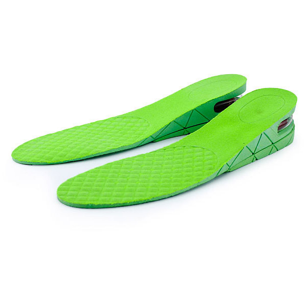 5 CM Double Air Cushion Adjustable Increased Insoles