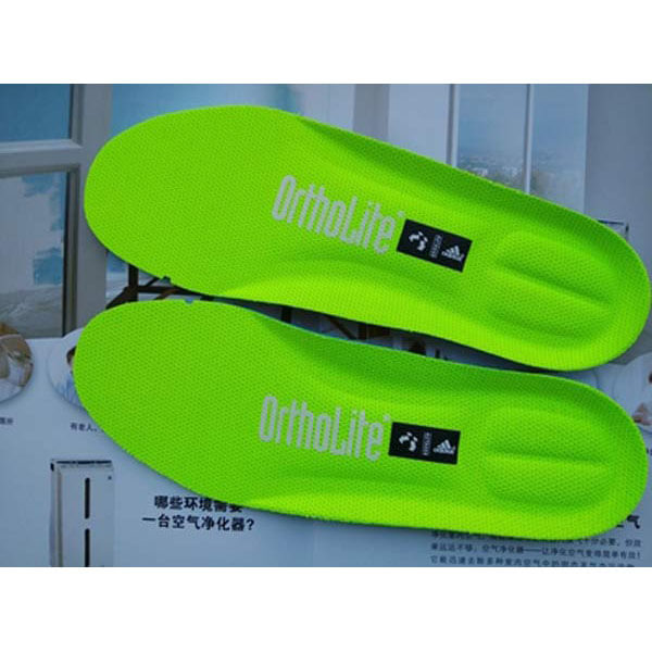 ADIDAS Sport Insoles Thick Breathable Insole Green