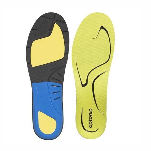 Decathlon APTONIA Stablity 500 PORON Insoles Comfortable Shoes Insert