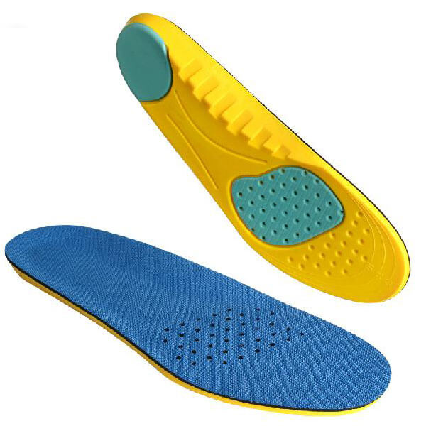 Basketball Gel Insoles Anti Foot Odor Thicken