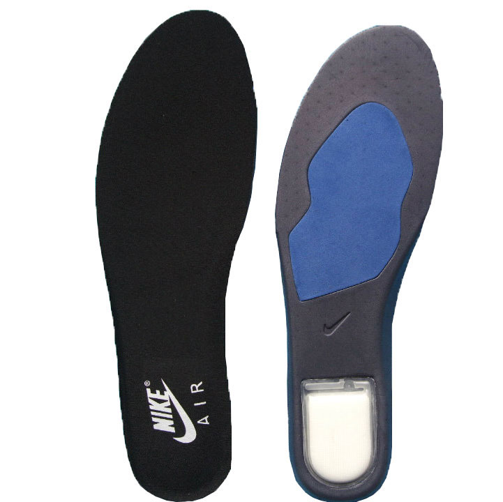 Thick Cushioning Basketball Insoles for Nike ZOOM SB Shoes Black