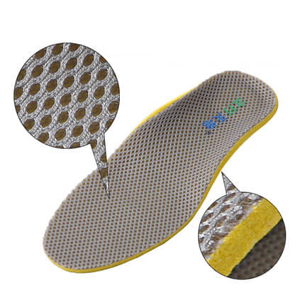 Breathable Arch Support Insoles for Your Feet