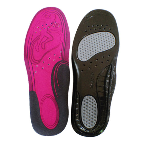 Breathable Gel Shoe Insoles for Running and Walking