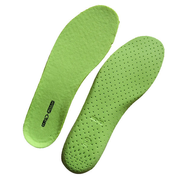 Breathable Thin Insoles for Running Man and Woman