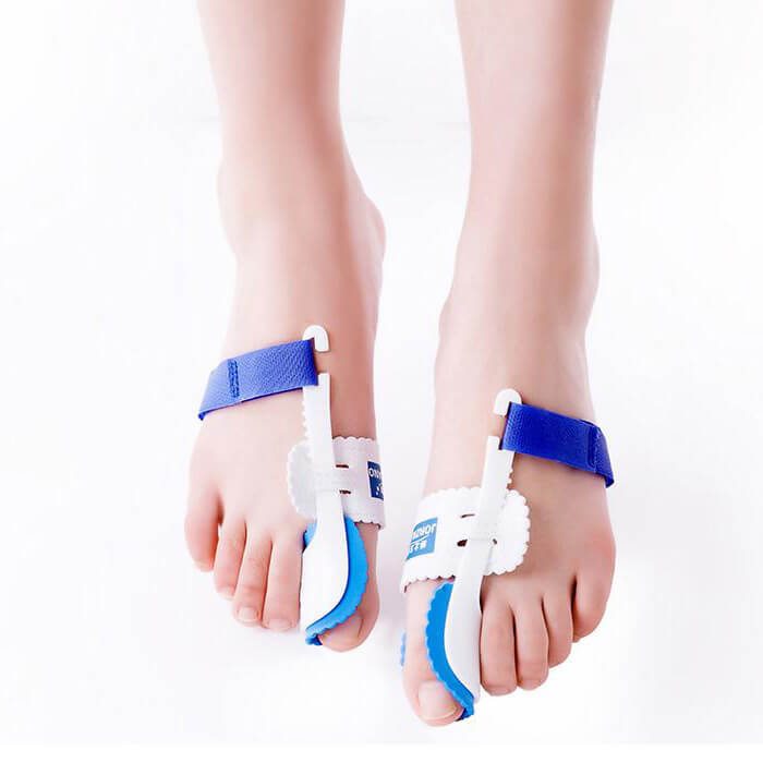 Jorzilano Bunion Regulato Hallux Valgus Guard Foot Care HAV Splint