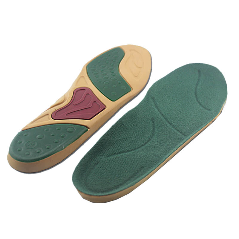 Comfortable GEL Insoles Insert for Outdoor Sports Shoes