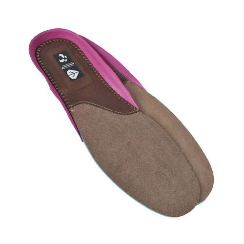 Comfotable PU Insoles for Mens Leather Casual Shoes