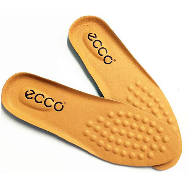 ECCO Men Leisure Leather Shoe Insoles Latex Insert