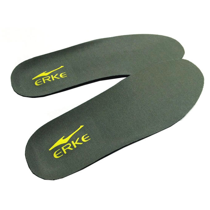 ERKE Breathable Mesh Cloth EVA Sport Replacement Insoles