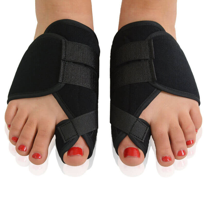 Hallux Valgus Correct Belt Foot Toes Orthotics