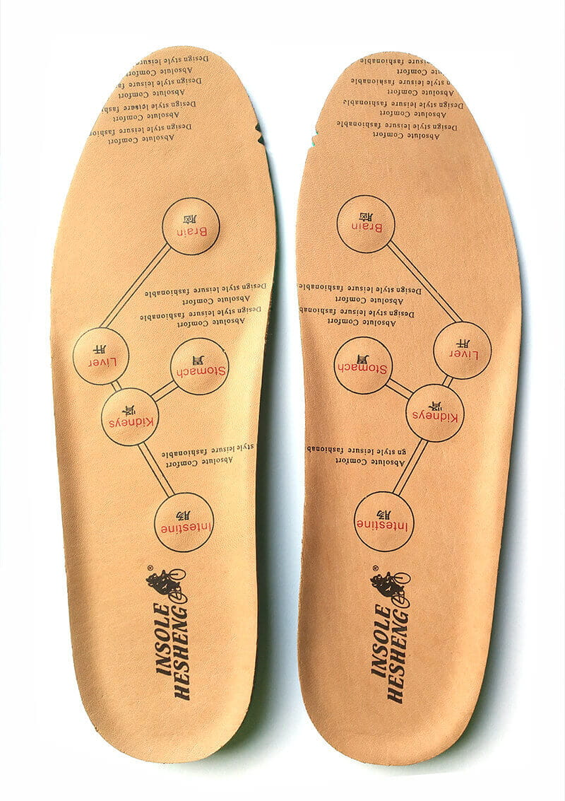 Men's Magnetic Therapy Massage Insoles Foot Care Massage Insoles