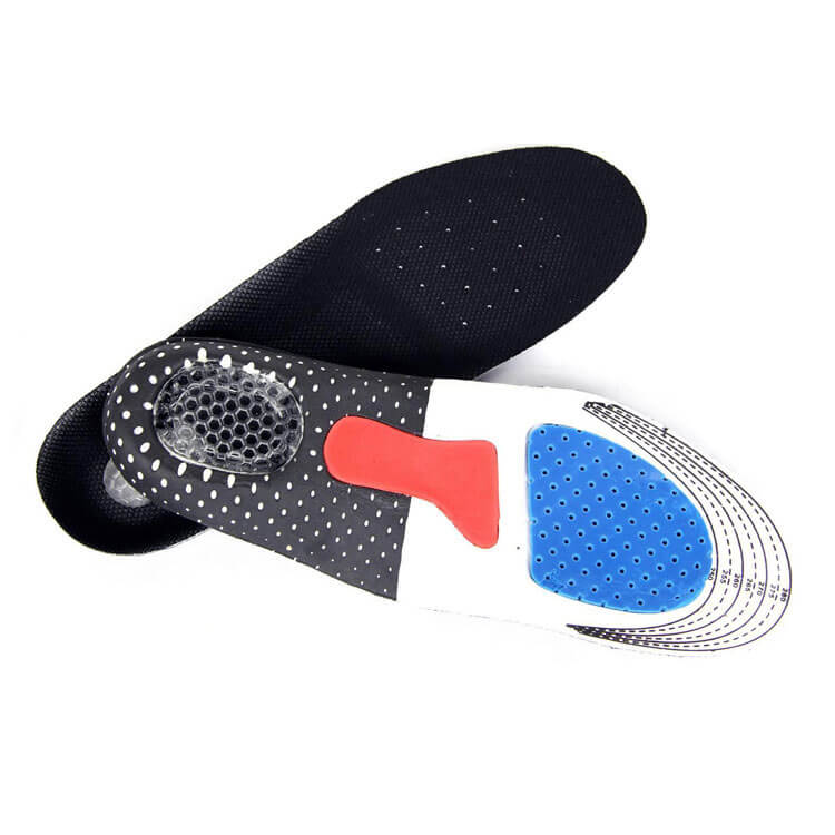 Cushion Gel Shoe Inserts Arch Support Insole Unisex