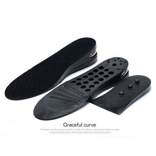 5CM High Heel Inserts Air Cushion Height Insoles