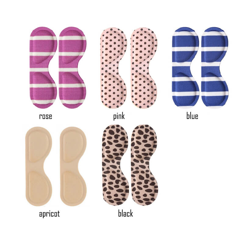 Friction High Heels Toes Care Soft Sponge Heel Grips Pad