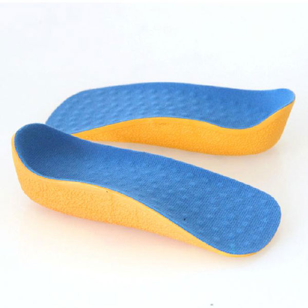 Increase Lift Half Insole In Sock Pad Invisible Half Pad