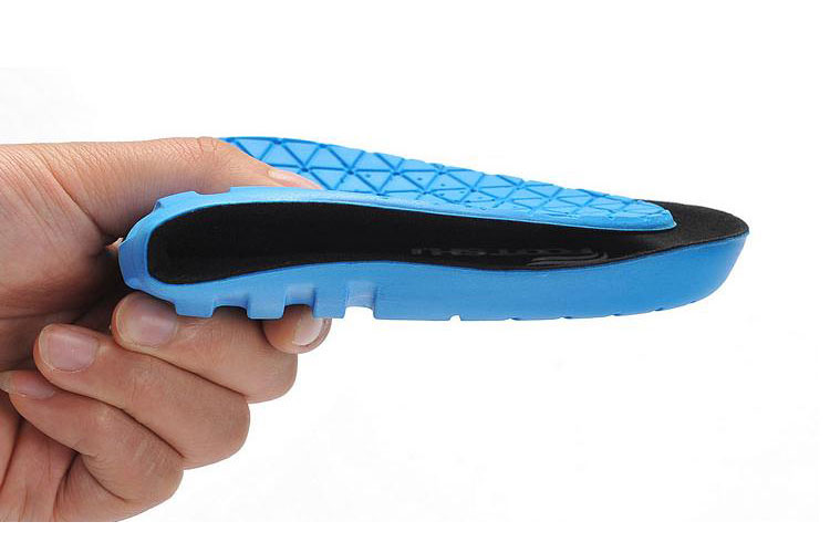 Men's Fashion Arch Support Insole for Running Shoes
