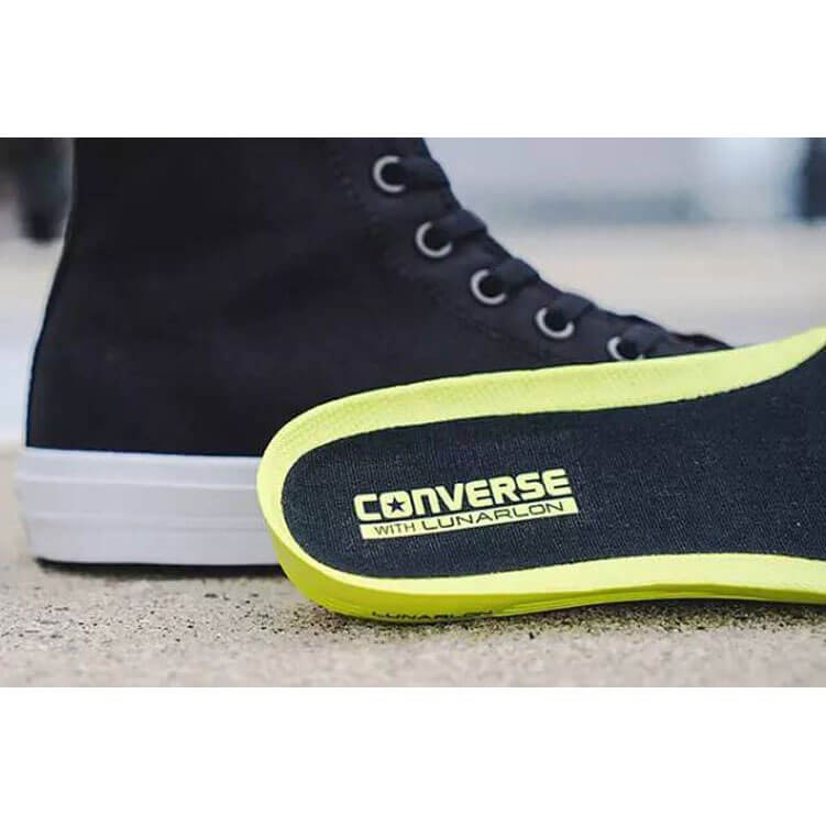 Replacement CONVERSE WITH LUNARLON Insoles for JACK PURCELL CHUCK TAYLOR ALL STAR ONE STAR IGS-1273