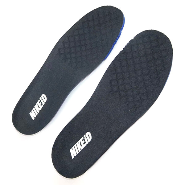 NIKEiD Replacement Ortholite Insoles for NBA Air Force Basketball Boots Shoes