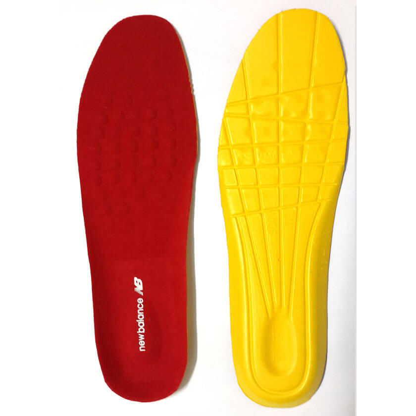 Thick Breathable Running Sport NewBalance Shoes Insoles for Men