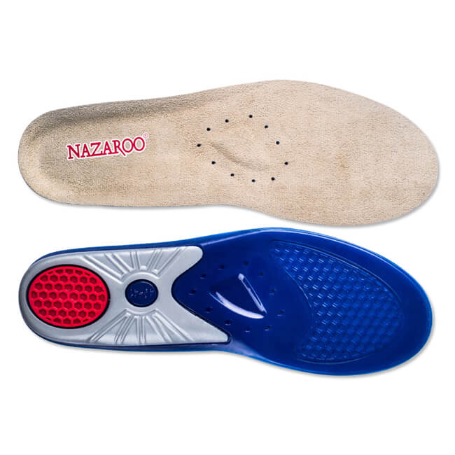 Non-slip Cushioning Silicone Insole for Basketball