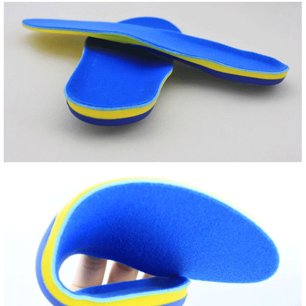 Outdoor Hiking Sports Insoles Air Cushion Shoe Inserts