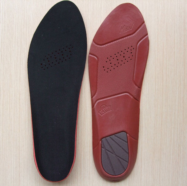 Thick Outdoor Breathable Cushioning Insole for Men