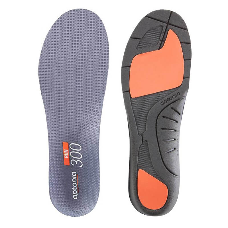 Replacement Decathlon APTONIA SHOCK RUN300 Sports Insoles