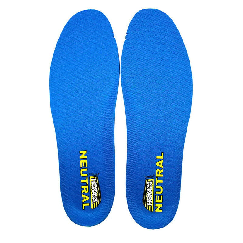Replacement HOKA ONE ONE NEUTRAL Running Ortholite Insoles