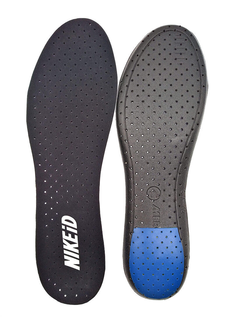 Replacement NIKEiD MERCURIAL Narrow Waist Shape Soccer Shoes Insoles