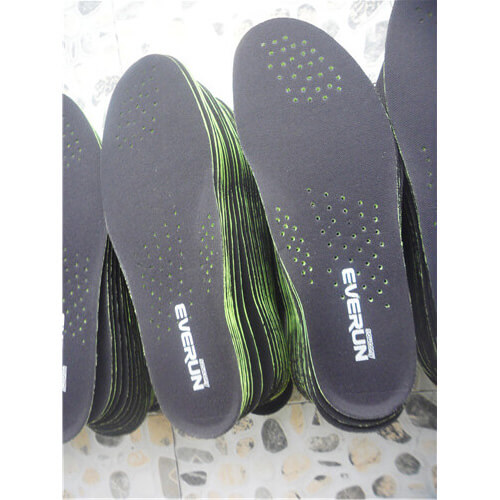 Replacement SAUCONY EVERUN Black Insoles
