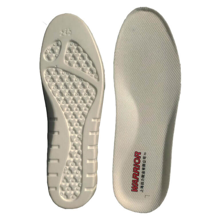 Replacement WARRIOR Latex Gel Shoes Insoles