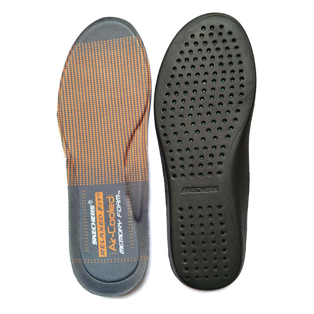 Replacement SKECHERS RELAXED CLASSIC FIT AIR-COOLED MENMORY FOAM Insoles