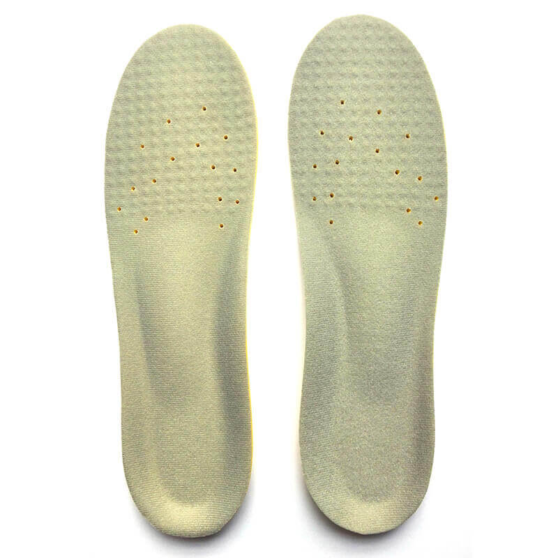 Shock Absorbing Shoe Inserts Memory Foam Insoles