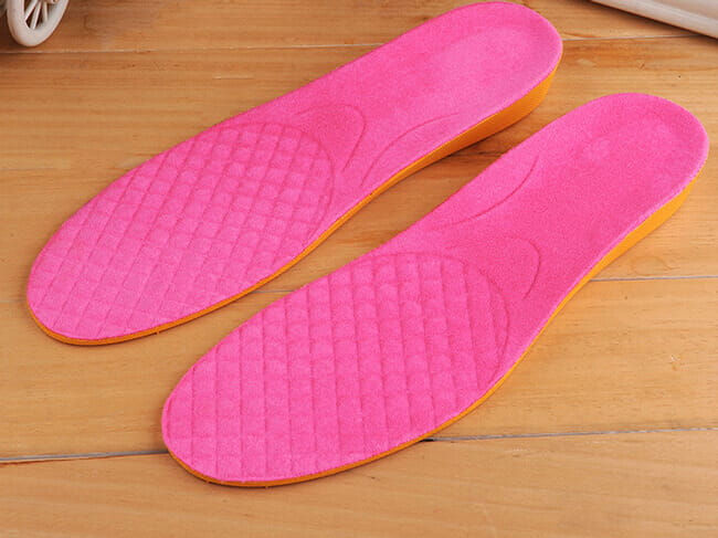 Comfortable Shoe Insert 2CM, 2.5CM, 3.3cm Higher Height Insoles