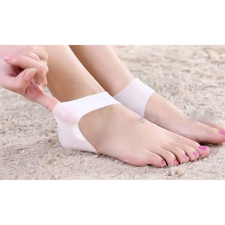 Silicone Heel Protective Sleeve Non-slip Toes Care