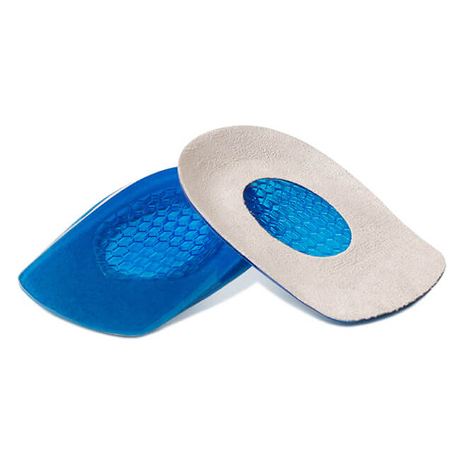 Soft Heel Cup Gel Heel Shoes Pad