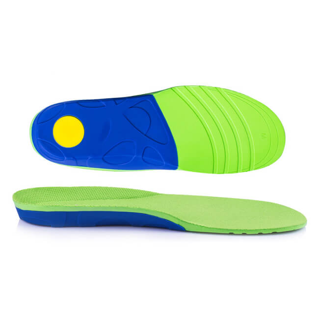Soft Breathable Elastic Arch Support Insoles