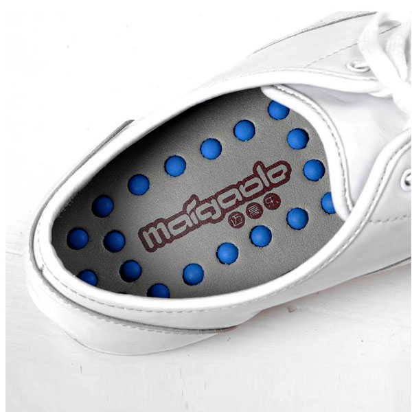 Thenar Massage Feet Insole Massager Magnetic Therapy Shoe Pads