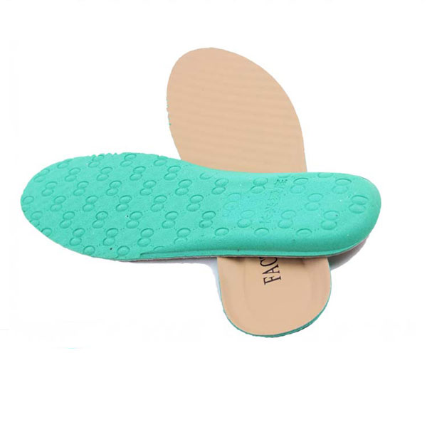Yellow Factorial Sport Insoles Breathable Shoe Inserts