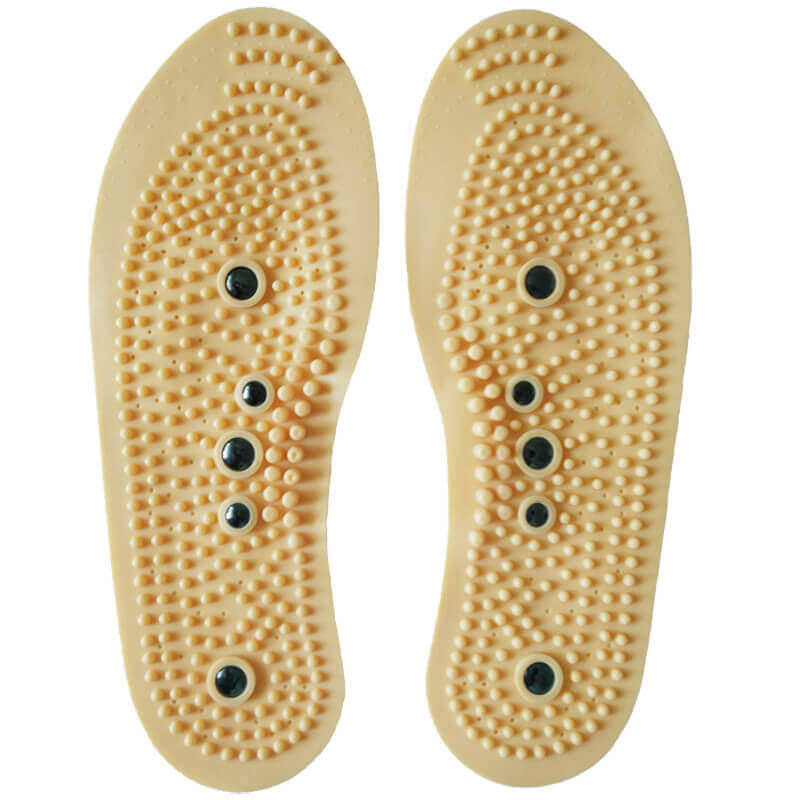 Magnet Plantar Massage Insoles For Men and Women