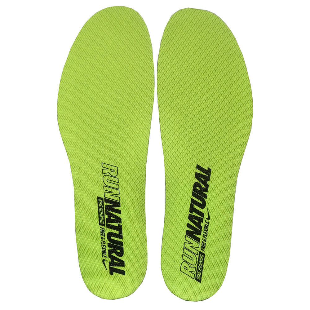 Replacement NIKE RUNNATURAL Running Free Flexible Insoles