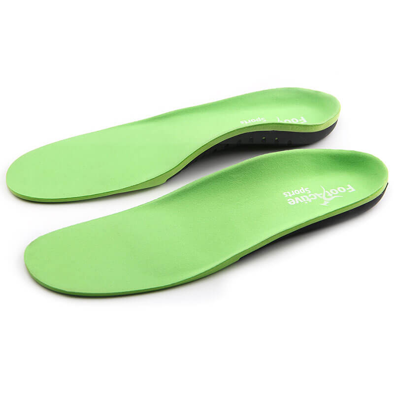 High Performance Sports orthotics Support Cushioning Insoles FootActive Sports