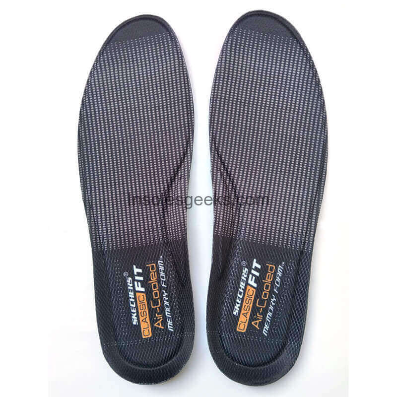 Replacement Skechers Classic Fit Air-cooled Memory Foam Insoles