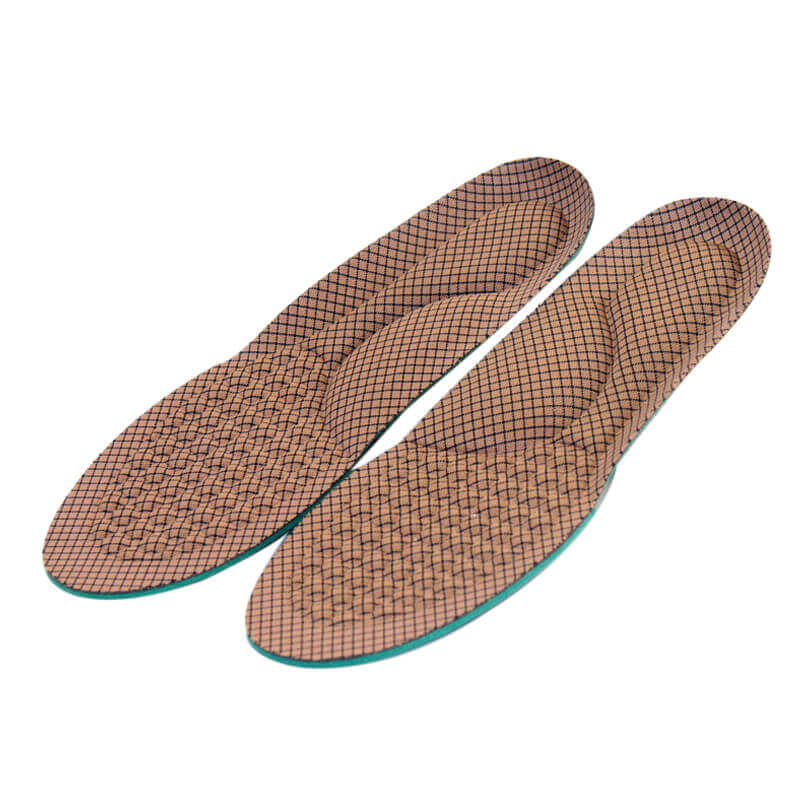 HI-POLY Comfortable Arch Support Sport Insoles for Man and Woman