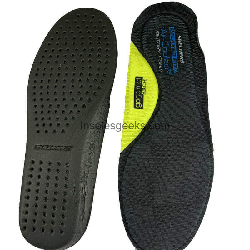 Replacement SKECHERS Shock Absorption Memory Foam Insoles Slow Rebound Breathable For Men and Women